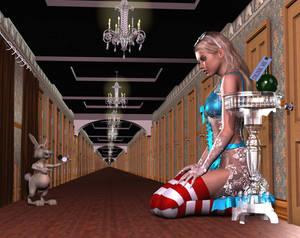 Alice in Wonderland - Drink Me