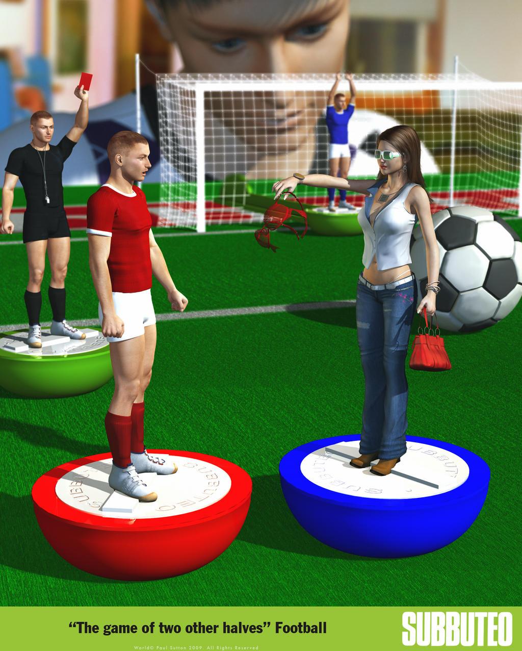 Car Football Games  Player