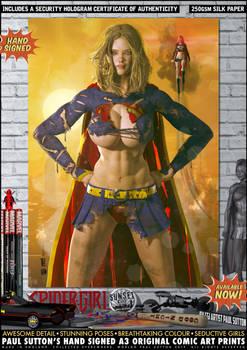 Supergirl 'Sunset City' Series