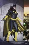 Batgirl 70s Retro