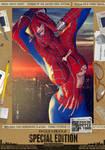 SPIDER-GIRL Ripped N Torn by PaulSuttonArt