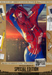 SPIDER-GIRL Ripped N Torn by PaulSuttonArt