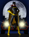 Batgirl, I'm Ready When You Are?