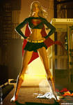 Supergirl, DEr du-du d der DEHR DEr der DEr...