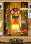 Supergirl, DEr du-du d der, DEHR DEr der der