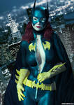 Batgirl Busted!
