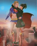 Supergirl's Conquest
