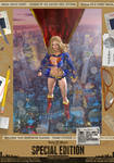 You'll Want to Believe a Girl Can Fly... Supergirl by PaulSuttonArt
