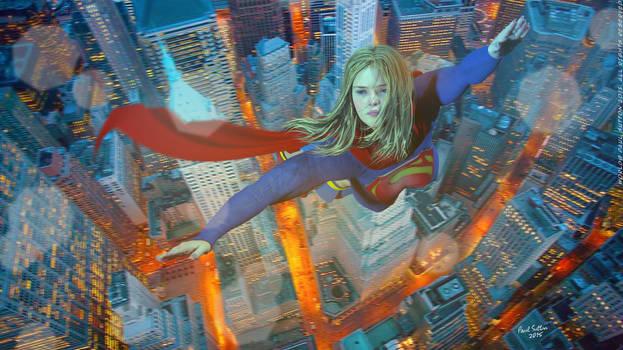 Supergirl Nightout