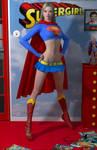 Supergirl 'Teenage Bedroom Heroines' Series