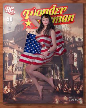 Covergirls - Wonder Woman (Share ver)