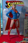 Supergirl New 52 'Teenage Bedroom Heroines' Series
