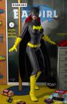 Batgirl 'Teenage Bedroom Heroines' Series