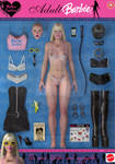 Adult Barbie Doll - Tattoo Edition (Share Ver.) by PaulSuttonArt