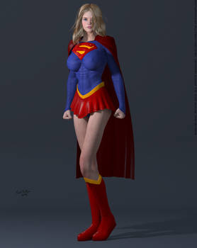 Supergirl Movie SSC
