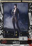Catwoman II 'Dark City' Var. Signed Comic Print by PaulSuttonArt