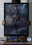 Batgirl Redesign 'Dark City' Series