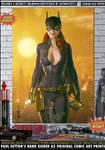 Batgirl of Burnside 'Sunset City' Series