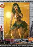 Wonder Woman 'Sunset City' Series