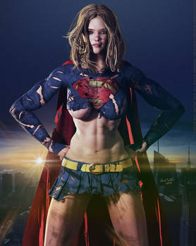 Supergirl 'Dark City' Series