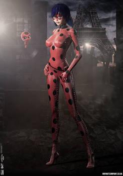 Miraculous Ladybug 'Dark City' Series