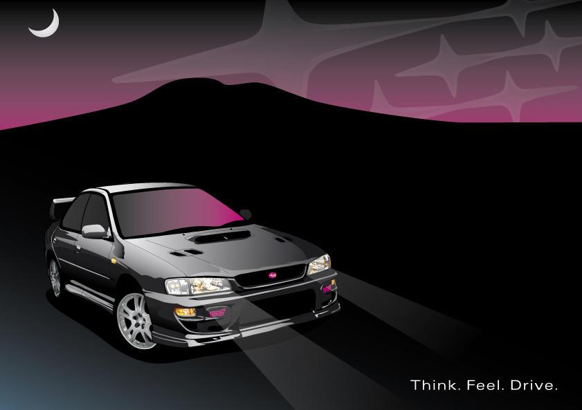 Think. Feel. Drive.