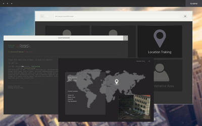 Cortex OS (concept) by kemoboydesign
