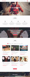 Humanitas - Modern Charity Template by kemoboydesign