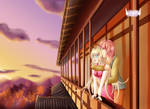 Sunset by Fuulan