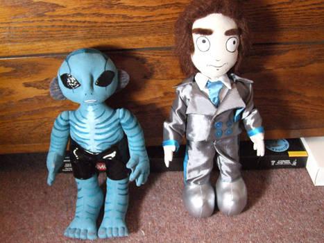 Abe and Doug