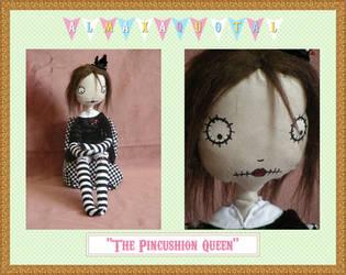 The Pin Cushion Queen