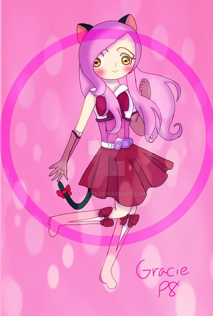 Kawaii~Cookie by GracieP8