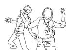 DANCE DANCE - DP by TechnoRaverCall