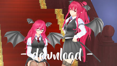 .: Koakuma (Subway version) :. DOWNLOAD MODEL