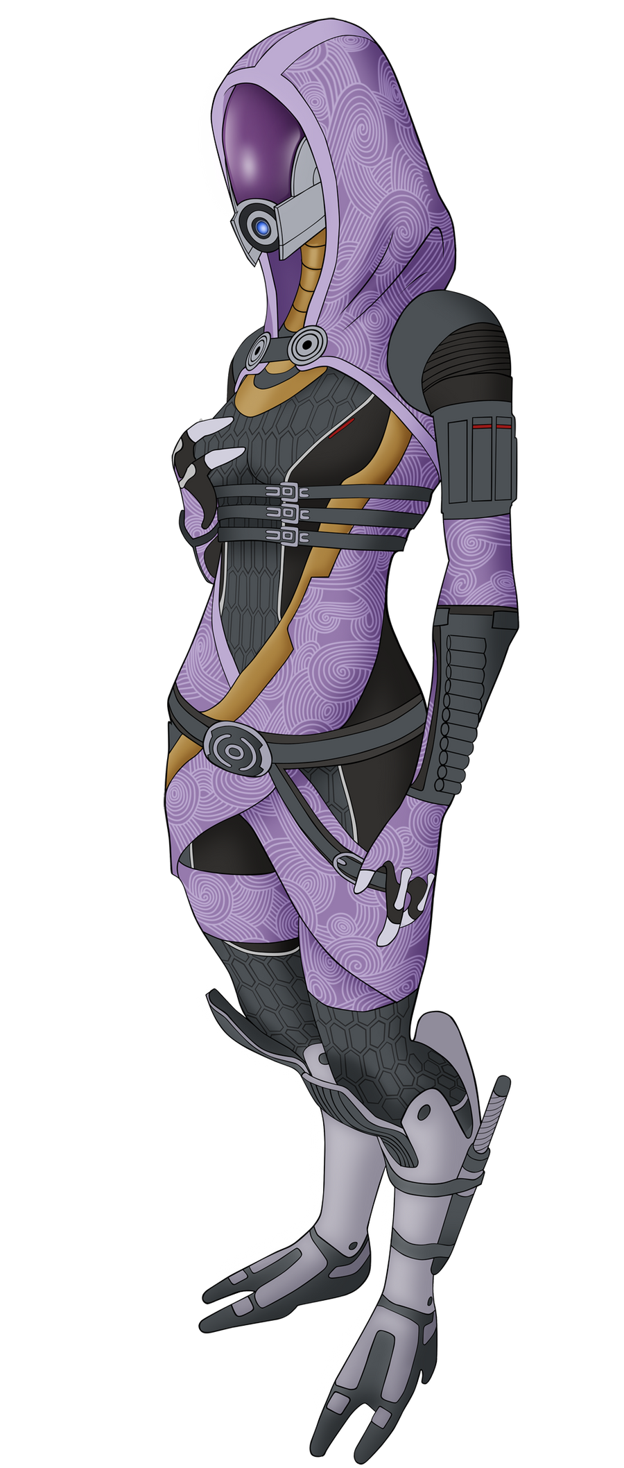 Tali by GunGoat