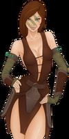 Alela the huntress