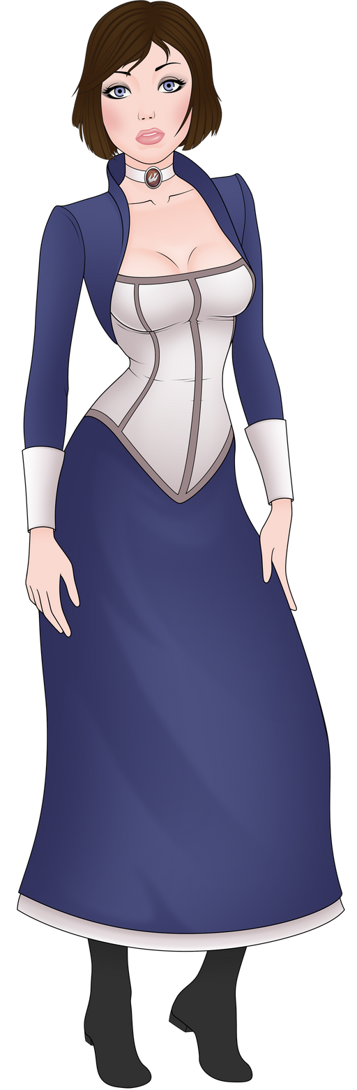 Elizabeth by GunGoat