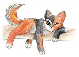 Cali Cat by Dahlialune