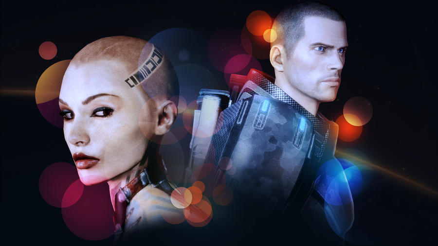 Jack and Shepard Wallpaper by Stealthero