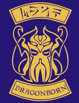 Miraak Dragonborn Vector
