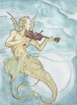 Sonata of Seagoat- wake up moon