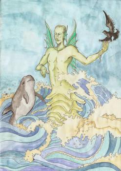 Sonata of Seagoat : Amphitrite