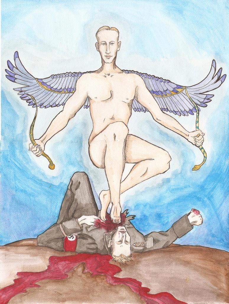 Heydrich Lunar Bird by hello-heydi