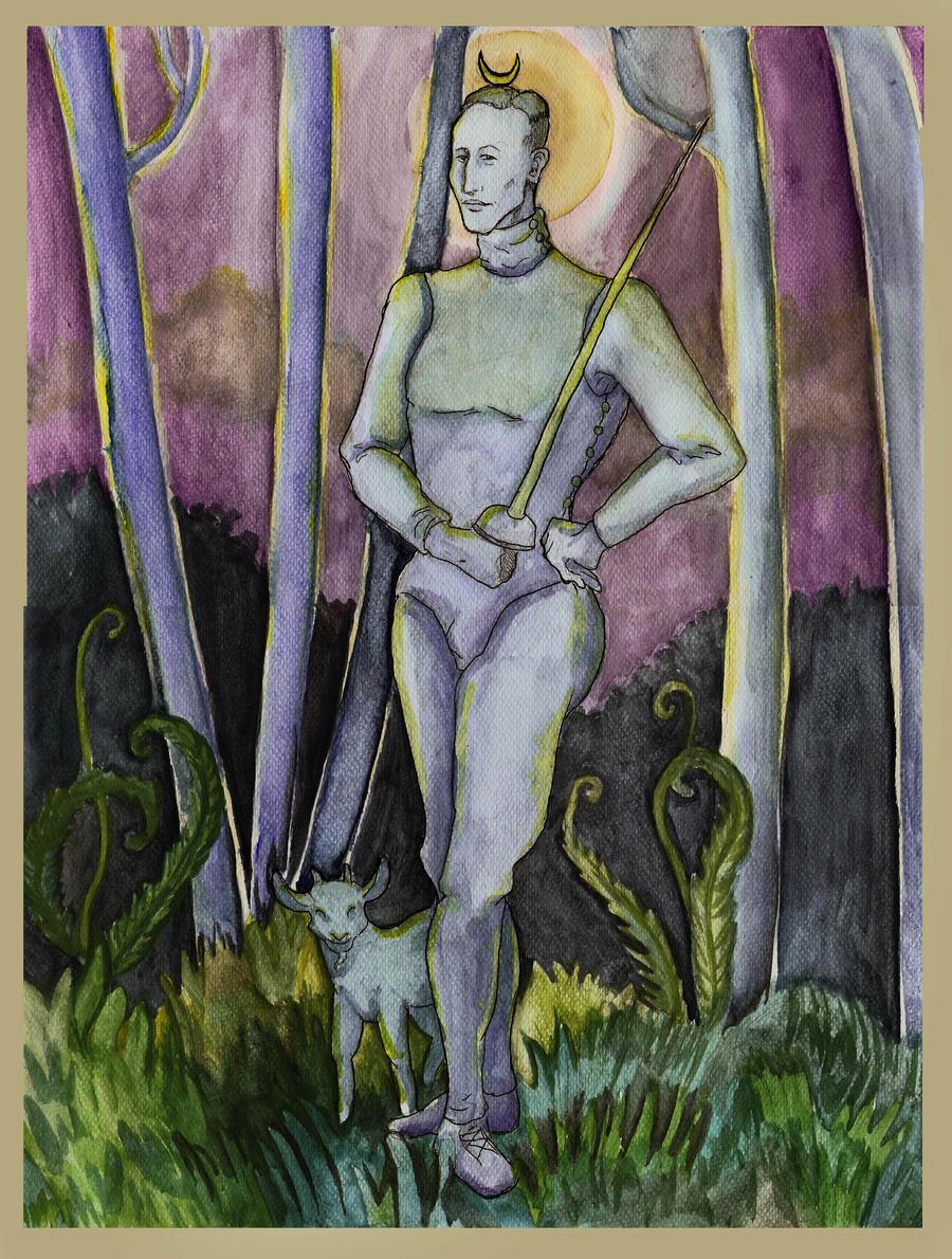 Heydrich Artemis by hello-heydi