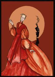 Scarlet Woman by hello-heydi