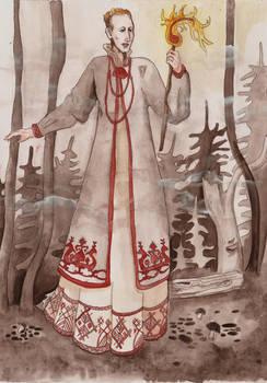 Heydrich lady of mist