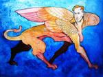 Heydrich Sphinx by hello-heydi