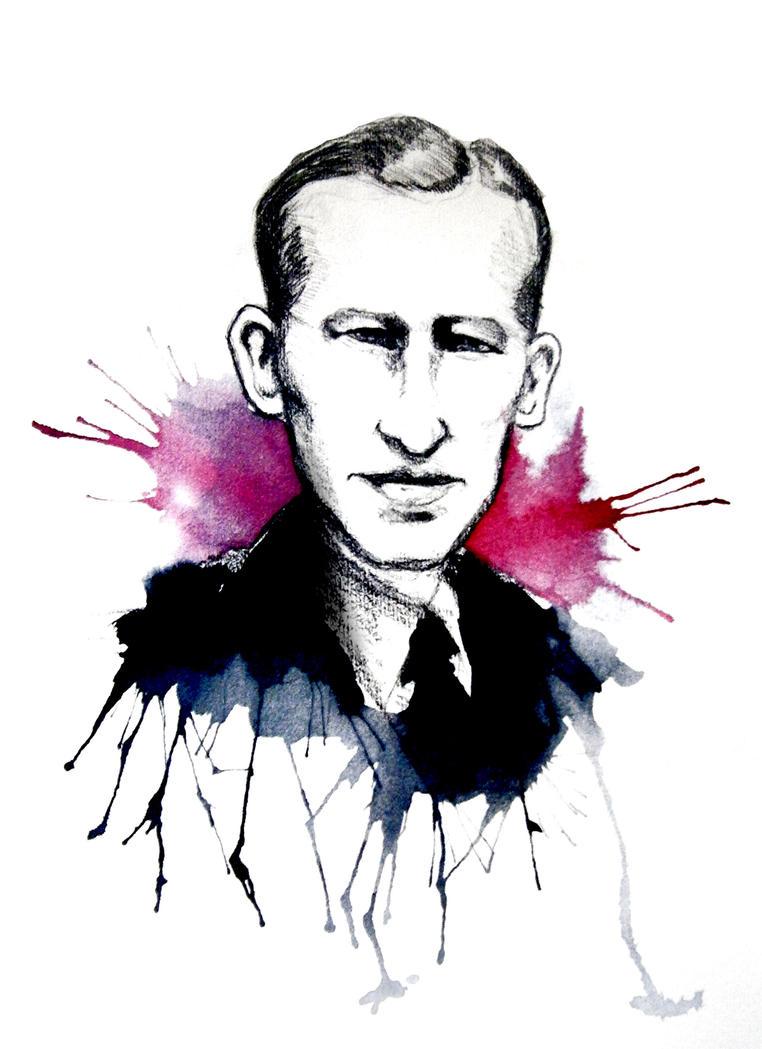 Reinhard Heydrich - Pale Criminal by hello-heydi