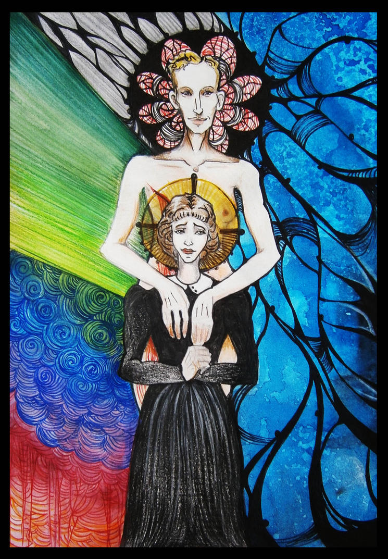 Alphabet of the Goddess - Amazon by hello-heydi