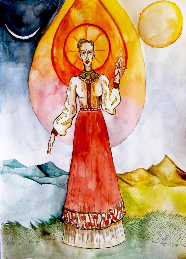 Baba Marta by hello-heydi